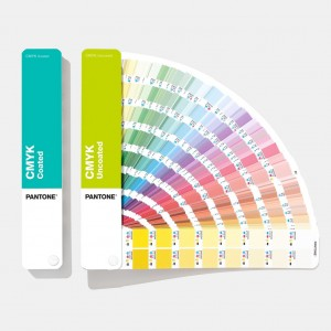 CMYK Guide Coated & Uncoated GP5101A