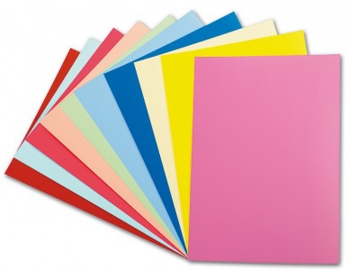 RAL EFFECT single sheets solid